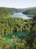 Turquoise Lakes  Plitvice Lakes National Park  Unesco World Heritage Site  Croatia