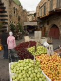 Fruit Seller  Tripoli  Lebanon  Middle East
