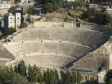 Roman Theatre  Amman  Jordan  Middle East
