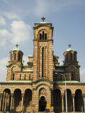 St Mark's Church  Belgrade  Serbia