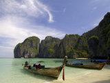 Maya Bay  Phi Phi Lay Island  Thailand  Southeast Asia