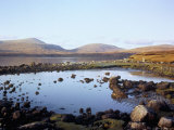 Island of Harris  Western Isles  Scotland  United Kingdom