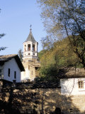 Tower of Holy Archangel and Michael Church Dating from 1861  Dryanovo Monastery  Dryanovo  Bulgaria