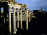 The Forum  Rome  Lazio  Italy