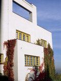 Functionalist Muller Loos Villa  Designed by Austrian Architect Adolf Loos  Prague