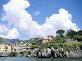 Genoa (Genova)  Riviera Di Levante  Liguria  Italy  Mediterranean