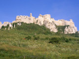 Largest Ruined Castle in Slovakia  Spis Castle  Unesco World Heritage Site  Presov Region