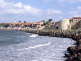 Town and Walls of Nesebar  Bulgaria