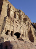 Corinthian Tomb  Petra  Unesco World Heritage Site  Jordan  Middle East