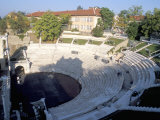 Roman Theatre  Plovdiv  Bulgaria