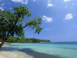 San San Beach  Port Antonio  Jamaica  West Indies  Central America