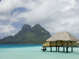 Pearl Beach Resort  Bora-Bora  Leeward Group  Society Islands  French Polynesia