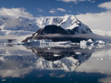 Gerlache Strait  Antarctic Peninsula  Antarctica  Polar Regions