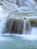 Dunn's River Falls  Ocho Rios  Jamaica  West Indies  Central America