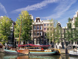 Keizersgracht  Amsterdam  the Netherlands (Holland)