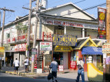 Main Street  Ocho Rios  Jamaica  West Indies  Central America