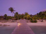 Le Maitai Dream Hotel  Fakarawa  Tuamotu Archipelago  French Polynesia Islands