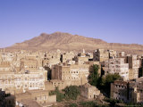 Old Town  Sana'A  Unesco World Heritage Site  Republic of Yemen  Middle East