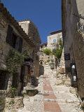 Eze Village  Alpes Maritimes  Provence  Cote d'Azur  France