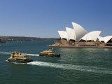 Opera House  Sydney  New South Wales  Australia