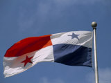 Panamanian Flag  Panama  Central America