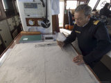 Captain Guerrero  Antarctic Dream Ship  Drake Passage  Near Cape Horn  South America