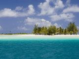 Tikehau  Tuamotu Archipelago  French Polynesia Islands