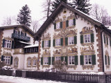Hansel and Gretel House  Oberammergau  Bavaria  Germany