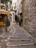 St Paul De Vence  Alpes Maritimes  Provence  Cote d&#39;Azur  France