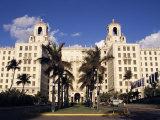 Hotel Nacional  Vedado  Havana  Cuba  West Indies  Central America