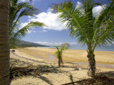Beach at Magnetic Island  Queensland  Australia