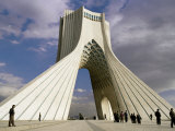 Azadi Tower  Teheran  Iran  Middle East