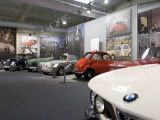 Bmw Car Museum  Munich  Bavaria  Germany