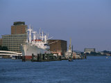Port of Hamburg  Hamburg  Germany