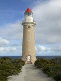 Lighthouse  Flinders Chase National Park  South Australia  Australia