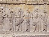 Persepolis  Unesco World Heritage Site  Iran  Middle East