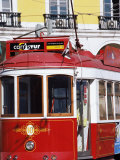 Electrico (Electric Tram)  Lisbon  Portugal