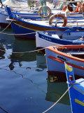 Ajaccio Harbour  Corsica  France  Mediterranean