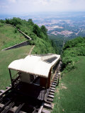 Lookout Mountain Incline Railway  the World's Steepest Passenger Line  Chattanooga  USA