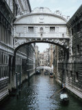 Bridge of Sighs  Venice  Veneto  Italy