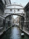 Bridge of Sighs  Venice  Veneto  Italy
