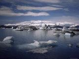 Jokulsarlon  Southern Area  Iceland  Polar Regions