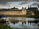 Enniskillen Castle on the Banks of Lough Erne  Enniskillen  County Fermanagh  Northern Ireland