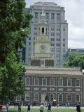Independence Hall  Site of the Signing of the Declaration of Independence  Philadelphia  USA