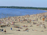 Pirita Beach  Estonia  Baltic States