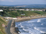 The North Shore  Scarborough  Yorkshire  England  United Kingdom