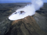 The Pulu O's Cinder Cone  Hawaiian Islands