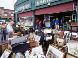 Barras Flea Market on Saturdays  Glasgow  Scotland  United Kingdom