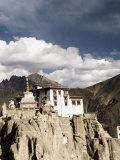 Lamayuru Gompa (Monastery)  Lamayuru  Ladakh  Indian Himalaya  India