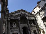 Diocletian's Palace  Unesco World Heritage Site  Split  Croatia
